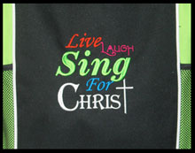 Sing for Christ